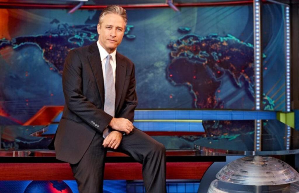 На Apple TV+ начнется шоу «Проблема с Джоном Стюартом»