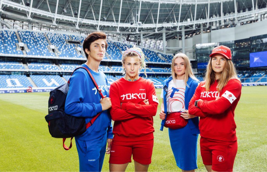 Олимпиада-2020: как выглядит форма спортсменов из разных стран