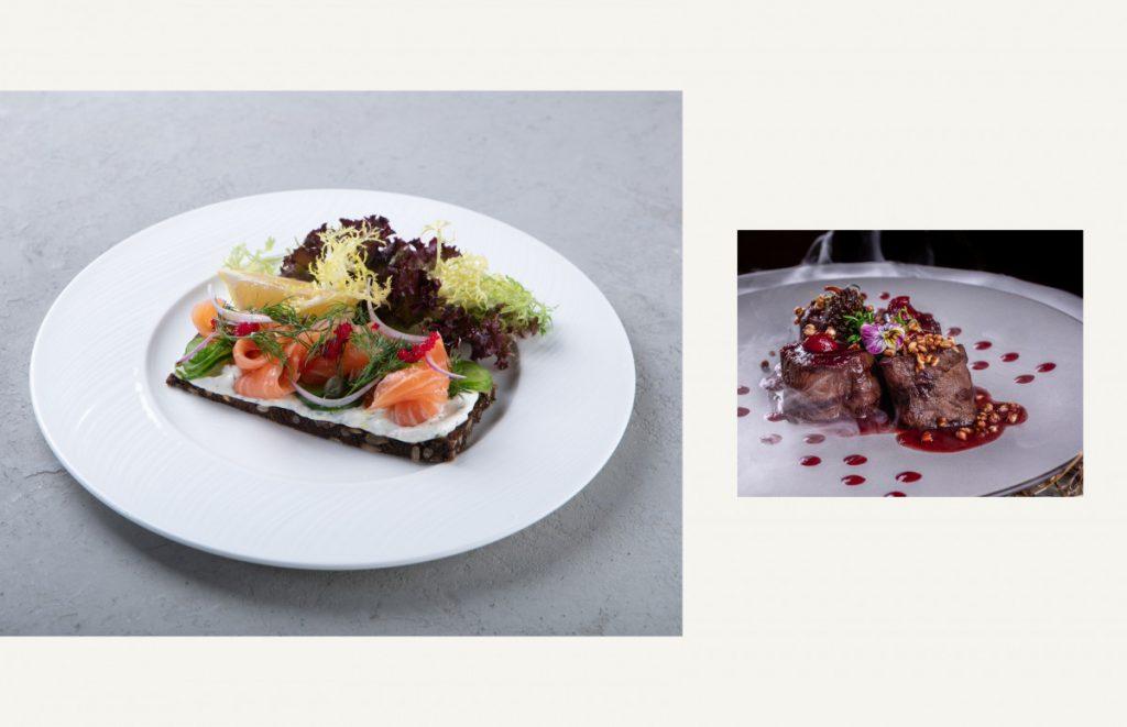 Черные хинкали и «бургер без греха»: что заказать на дом из ресторанов