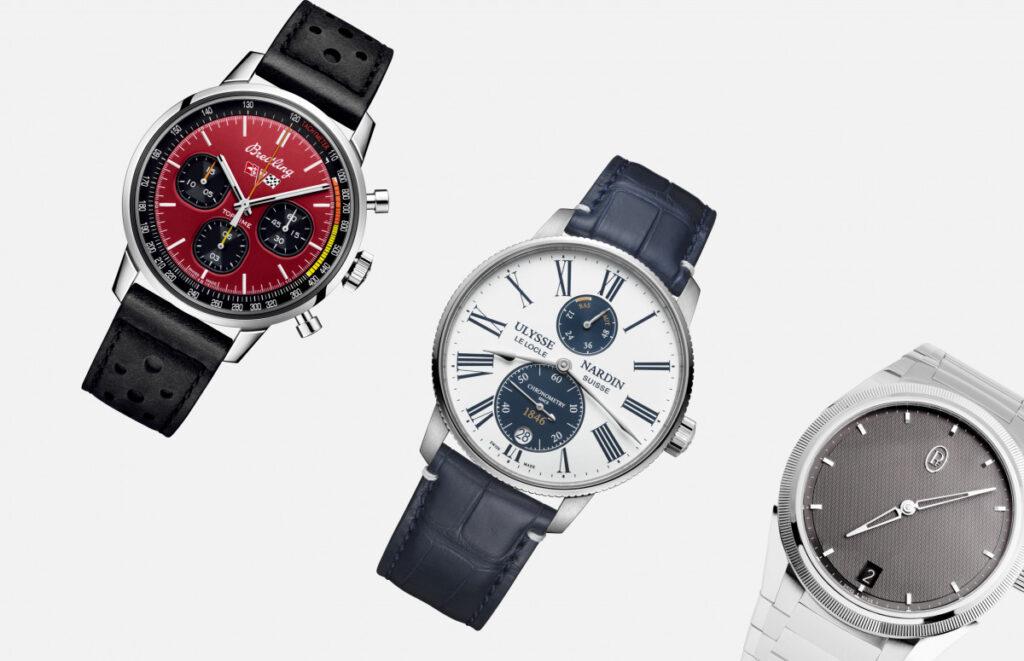 Автомобильные хронографы и настольные часы весом 2 кг: новинки Geneva Watch Days