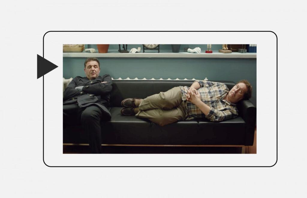 Смотрим тизер первого сериала «Квартета И» – «В Бореньке чего-то нет»